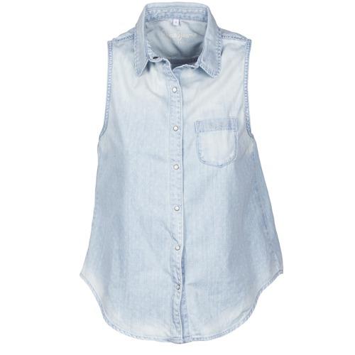 Chemises Pepe jeans POCHI Bleu 350x350