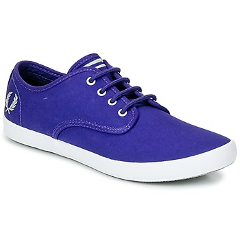 Baskets mode Fred Perry FOXX TWILL Violet 350x350