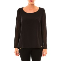 Vêtements Femme Tops / Blouses Little Marcel Blouse Tarius noir Noir