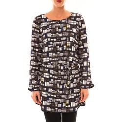 Vêtements Femme Robes courtes Little Marcel Robe Rubane noir Noir
