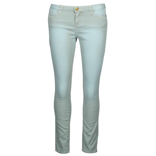 Vêtements Femme Jeans slim Acquaverde SCARLETT Bleu