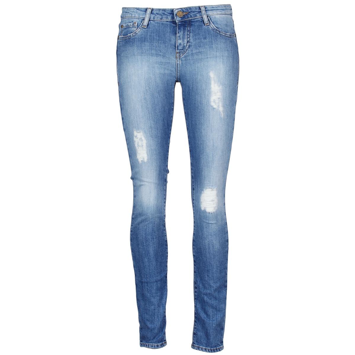 Pantalons 7/8 et 3/4 Acquaverde SCARLETT Bleu