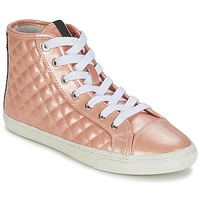 Chaussures Femme Baskets montantes Geox NEW CLUB A Pêche