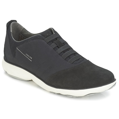 Chaussures Homme Baskets basses Geox NEBULA B Noir