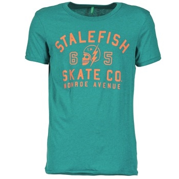 T-shirts manches courtes Benetton IXIDINE