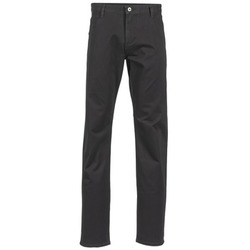 Vêtements Homme Chinos / Carrots Dockers ALPHA KHAKI   Noir