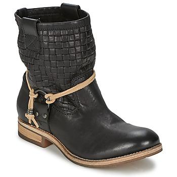 Chaussures Femme Boots Koah DANIA Noir