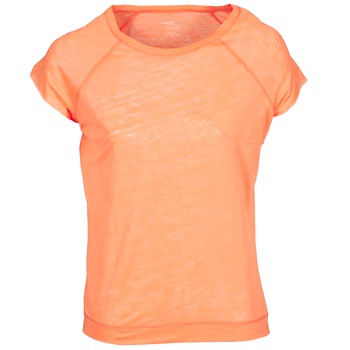 T-shirts & Polos Majestic 2105 Orange Fluo 350x350