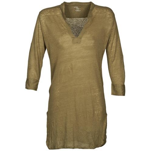 Vêtements Femme Tuniques Majestic 530 Kaki