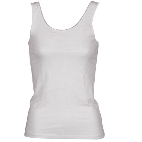 T-shirts & Polos Majestic 701 Blanc 350x350