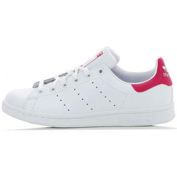 Chaussures Homme Baskets basses adidas Originals Stan Smith Junior - Ref. B32703 Blanc