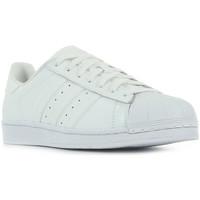 Chaussures Femme Baskets basses adidas Originals Superstar Foundation blanc