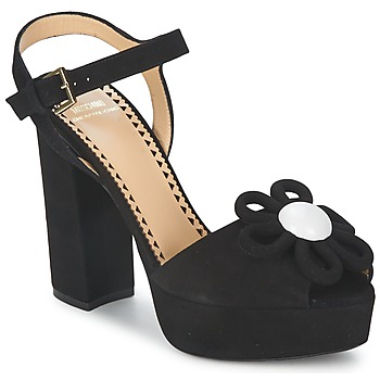 Sandale Moschino Cheap & CHIC CA1617 Noir 350x350