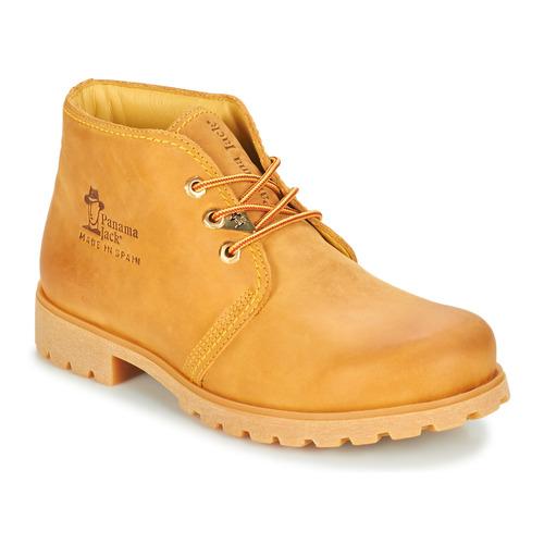 Bottines / Boots Panama Jack BOTA PANAMA Miel 350x350
