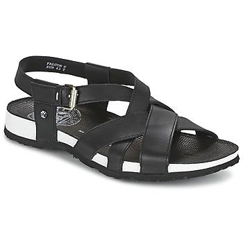 Chaussures Homme Sandales et Nu-pieds Panama Jack FALCON Noir