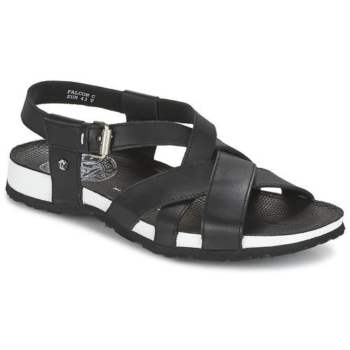 Sandale Panama Jack FALCON Noir 350x350