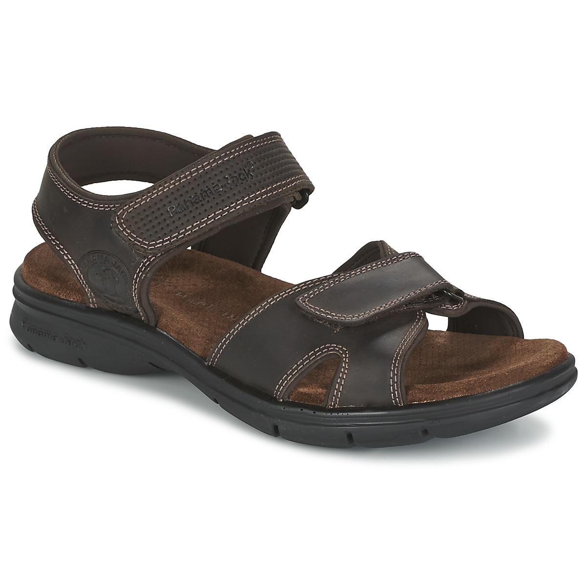Sandale Panama Jack SANDERS Marron