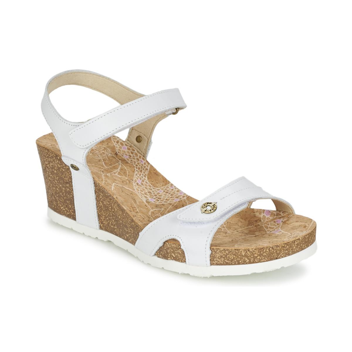 Sandale Panama Jack JULIA Blanc