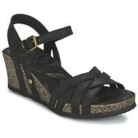 Chaussures Femme Sandales et Nu-pieds Panama Jack VERA Noir