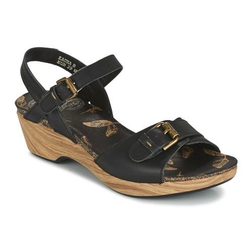 Sandale Panama Jack LAURA Noir 350x350