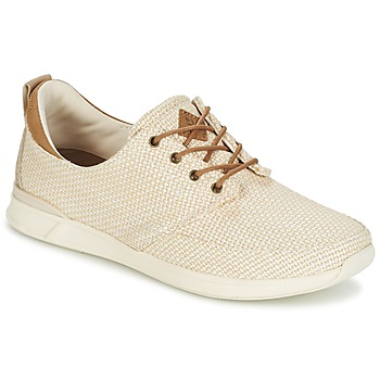 Chaussures Femme Baskets basses Reef ROVER LOW Beige