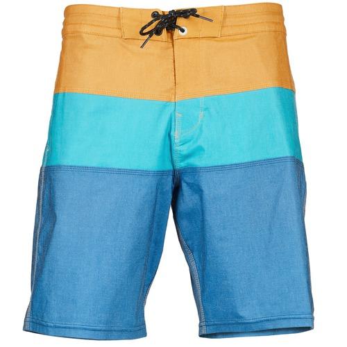 Vêtements Homme Maillots / Shorts de bain Billabong TRIBONG LO TIDES Bleu / Beige
