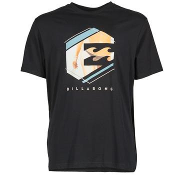 T-shirts & Polos Billabong HEXAG SS Noir 350x350