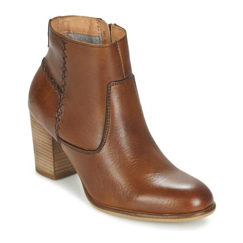 Chaussures Femme Bottines Marc O'Polo JADDI BAKA Cognac