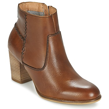 Bottines / Boots Marc O'Polo JADDI BAKA Cognac 350x350