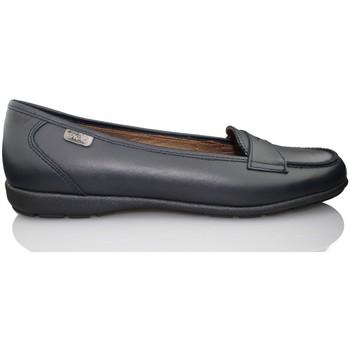 Chaussures Fille Ballerines / babies Pablosky ALBA BLEU