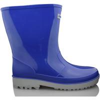 Chaussures Bottes de pluie Pablosky PVC  de l'eau des enfants de démarrage BLEU