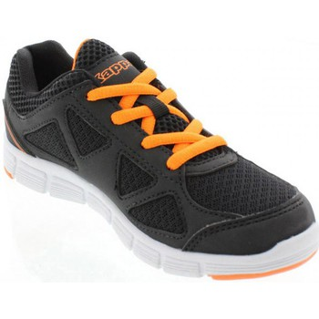 Chaussures Garçon Baskets basses Kappa 3026E00 UMBERTE Negro
