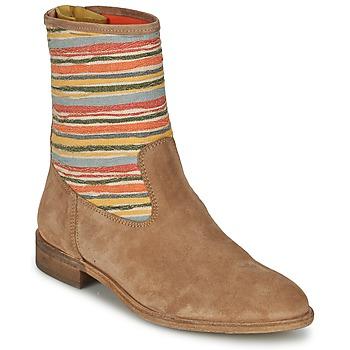 Bottines / Boots Goldmud COLON Taupe / Multicolore 350x350