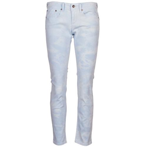 Pantalons Roxy SUNTRIPPERS TIE-DYE Bleu 350x350
