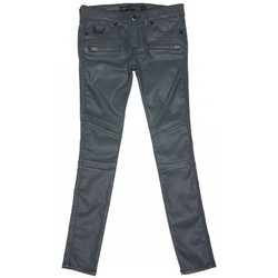 Vêtements Fille Jeans slim Kaporal Jean  POLIN Gris 35