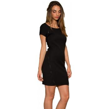 Vêtements Femme Robes courtes Les P'tites Bombes Robe  W154602 Noir Noir