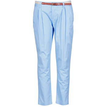 Vêtements Femme Chinos / Carrots La City PANTBASIC Bleu