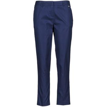 Pantalons 7/8 et 3/4 La City PANTD2A Bleu 350x350