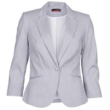 Vêtements Femme Vestes / Blazers La City VST1D6 Gris