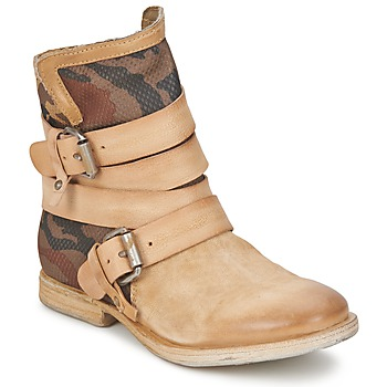 Bottines / Boots Airstep / A.S.98 TRIP METAL NUDO-MILITARE-NATURAL 350x350