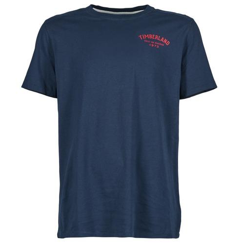 T-shirts & Polos Timberland SS KENNEBEC RIVER Marine 350x350