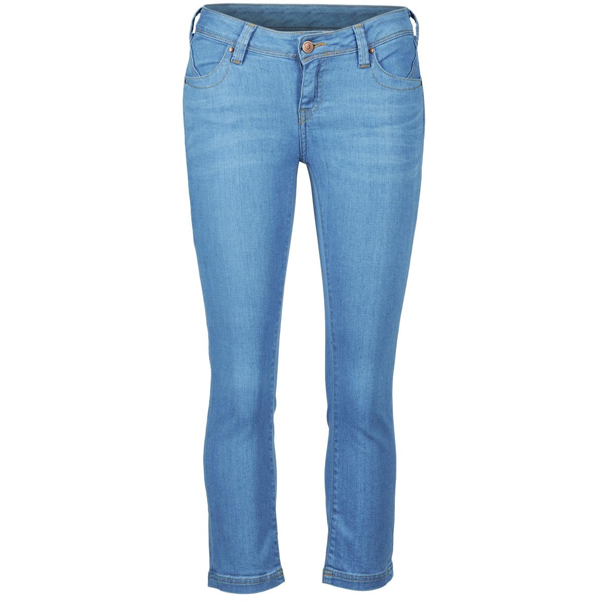 Pantalons 7/8 et 3/4 School Rag PART COURT COMF Bleu medium