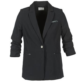Vêtements Femme Vestes / Blazers School Rag VIGIE Noir