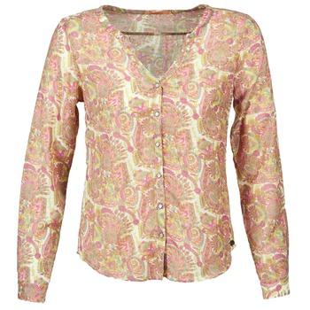 Vêtements Femme Chemises / Chemisiers DDP GARDENIA Rose / Vert