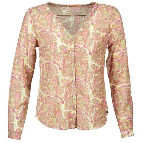 Tops & Chemises  DDP GARDENIA Rose / Vert 350x350