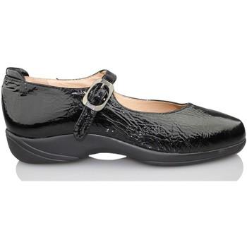 Chaussures Femme Ballerines / babies Calzamedi femme orthopédique NOIR