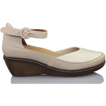 Chaussures Femme Escarpins Calzamedi TANGON BEIGE