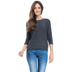 Vêtements Femme Pulls Salsa Pull 3/4 sleeve sweater 113611 Gris