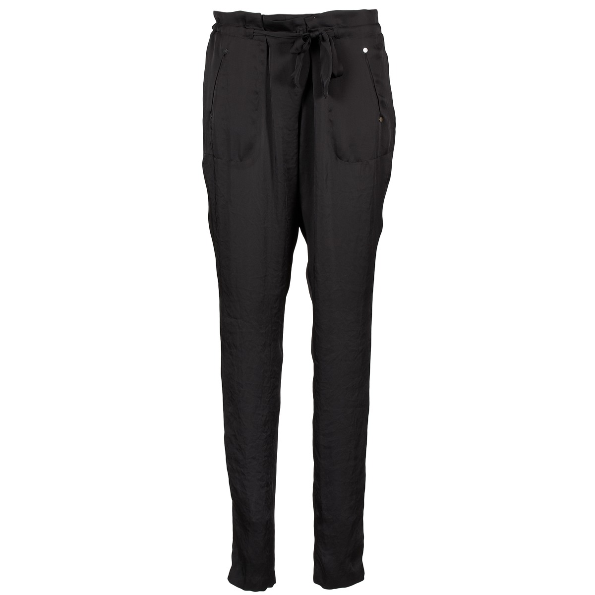 Pantalons fluides Lola PARADE Noir