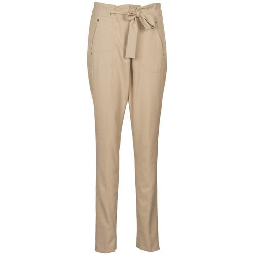 Vêtements Femme Pantalons fluides / Sarouels Lola PARADE Beige